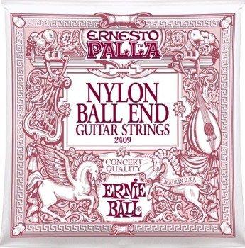 struny do gitary klasycznej ERNIE BALL ERNESTO PALLA Ball End, Normal Tension EB2409 /028-042/