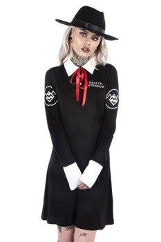 sukienka KILL STAR - GHOSTWOOD