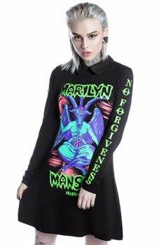 sukienka KILL STAR -  MARILYN MANSON, DEVIL ON TOUR