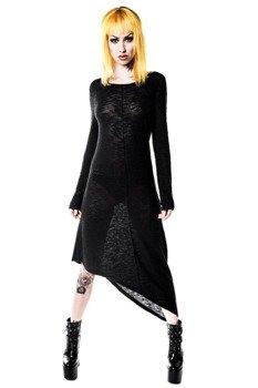 sukienka KILL STAR -  MERCILESS ASYMMETRICAL
