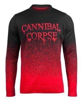 sweter CANNIBAL CORPSE - LOGO