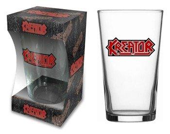 szklanka do piwa KREATOR - LOGO