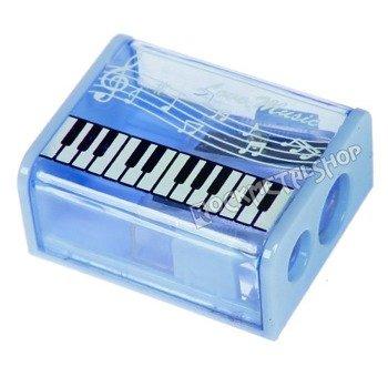 temperówka RAVEN - PIANO niebieska