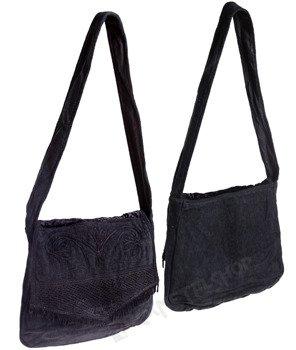torba na ramię GOTYCKA BLACK