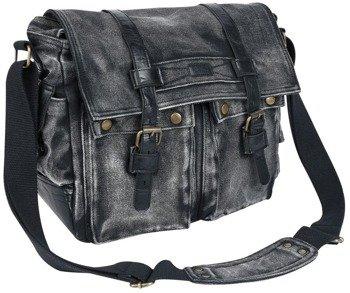 torba na ramię PARK AVENUE BAG, czarna