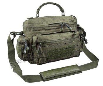 torba na ramię TACTICAL PARACORD BAG mała, oliwkowa