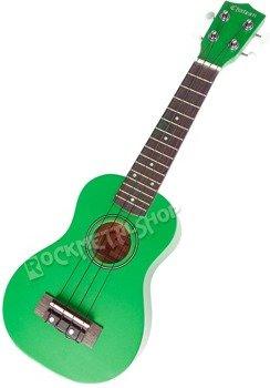 ukulele sopranowe CHATEAU U1100GN GREEN