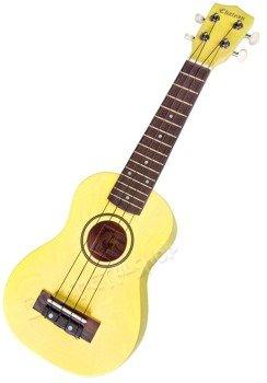 ukulele sopranowe CHATEAU U1100YL YELLOW
