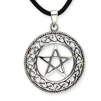 wisior PENTAGRAM, srebro 925