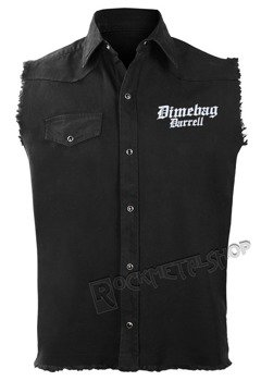 workshirt DIMEBAG DARRELL - BLACK TOOTH