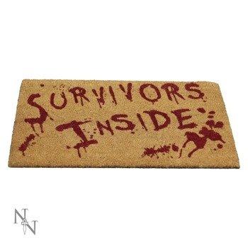 wycieraczka SURVIVORS INSIDE