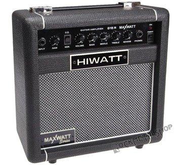 wzmacniacz gitarowy combo HIWATT Maxwatt G 15.8-R Reverb
