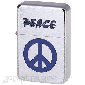 zapalniczka benzynowa PEACE BLUE
