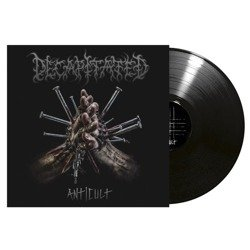 DECAPITATED: ANTICULT (LP VINYL)