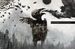 flaga KATATONIA - DEAD END KINGS