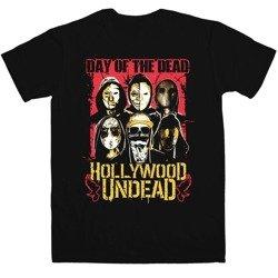 koszulka HOLLYWOOD UNDEAD - DOTD FACES