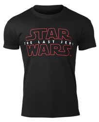 koszulka STAR WARS VIII - THE LAST JEDI LOGO