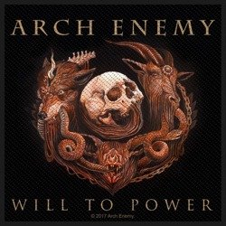 naszywka ARCH ENEMY - WILL TO POWER