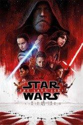 plakat STAR WARS - THE LAST JEDI