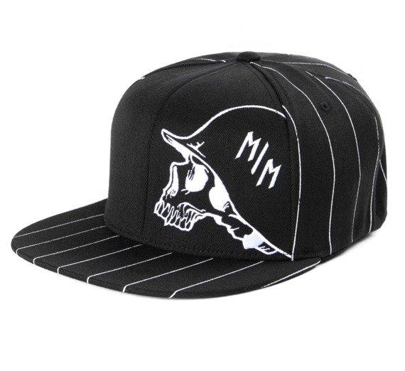 czapka METAL MULISHA - STEEP black