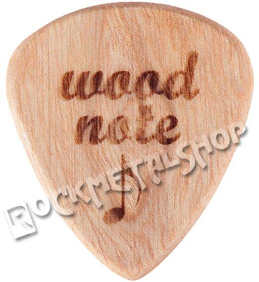 drewniana kostka do gitary WOODNOTE Tearwood - JESION