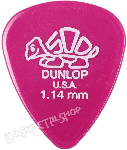 kostka gitarowa DUNLOP DELRIN 500 STANDARD 1.14mm (41R1.14)