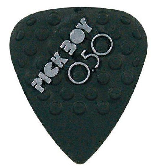 kostka gitarowa PICKBOY Mega Grip NYLON 0,50mm