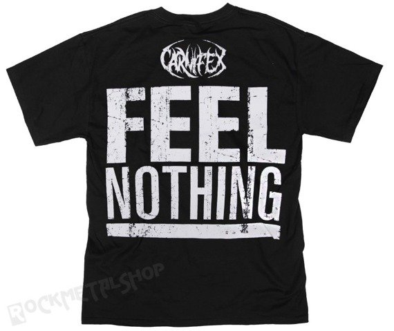 koszulka CARNIFEX - UNTI I FEEL NOTHING