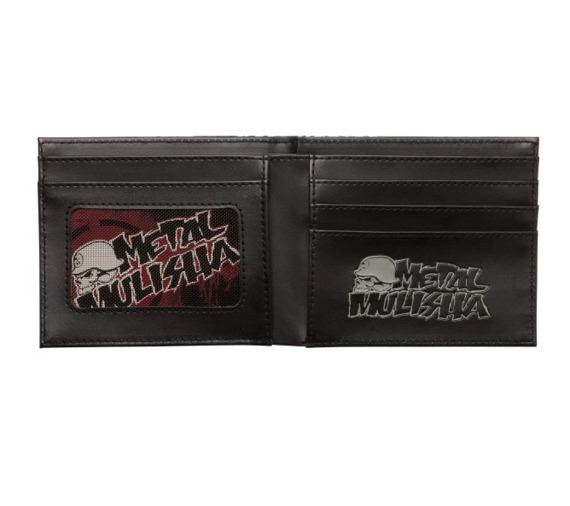 portfel METAL MULISHA - DUBIOUS