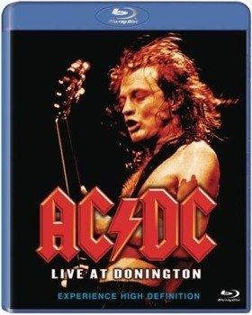 AC/DC: LIVE AT DONNINGTONE (BLU-RAY)