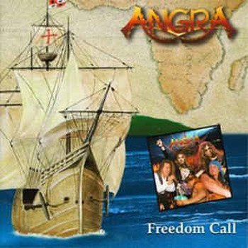ANGRA: FREEDOM CALL (CD)
