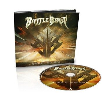 BATTLE BEAST: NO MORE HOLLYWOOD ENDINGS (CD LIMITED)