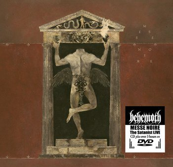 BEHEMOTH: MESSE NOIRE (CD+DVD)