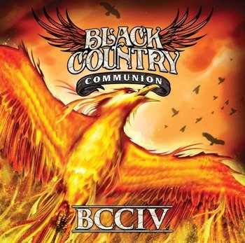 BLACK COUNTRY COMMUNION: BCCIV (CD)