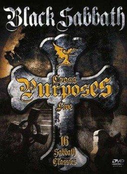 BLACK SABBATH: CROSS PURPOSES LIVE (DVD)