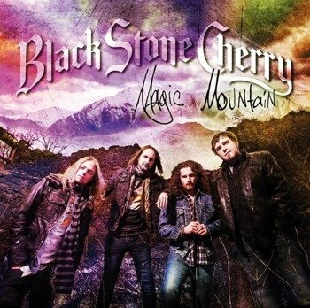 BLACK STONE CHERRY : MAGIC MOUNTAIN (CD)