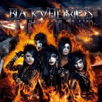 BLACK VEIL BRIDES: SET THE WORLD ON FIRE (CD)