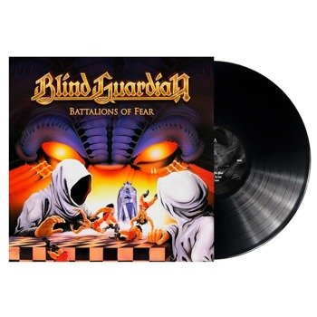 BLIND GUARDIAN: BATTALIONS OF FEAR (LP VINYL) REMASTERED