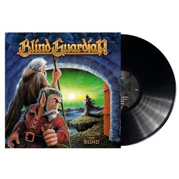 BLIND GUARDIAN: FOLLOW THE BLIND (LP VINYL) REMASTERED