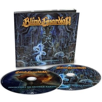 BLIND GUARDIAN:  NIGHTFALL IN MIDDLE EARTH (2CD) REMIXED REMASTERED
