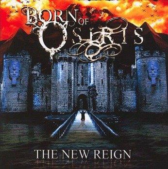 BORN OF OSIRIS:  THE NEW REIGN (CD)