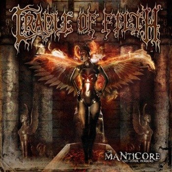 CRADLE OF FILTH: MANTICORE AND OTHER HORRORS (CD)