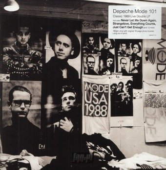 DEPECHE MODE: 101 (2LP VINYL)