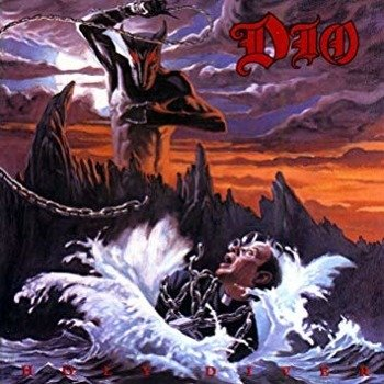 DIO: HOLY DIVER (CD)