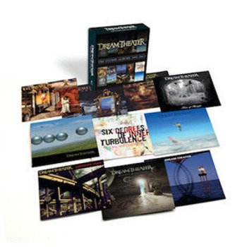 DREAM THEATER: THE STUDIO ALBUMS 1992-2011 (BOX 11CD)