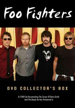 FOO FIGHTERS: DVD COLLECTOR'S BOX (2DVD)