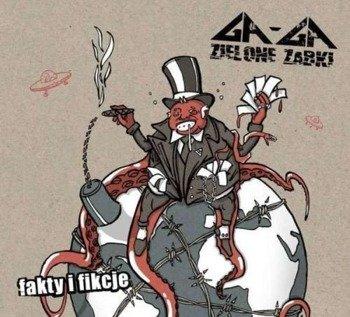 GA-GA ZIELONE ŻABKI: FAKTY I FIKCJE (CD)