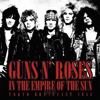 GUNS N' ROSES: IN THE EMPIRE OF THE SUN (LP VINYL)