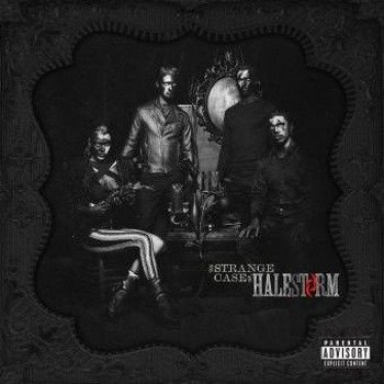HALESTORM: THE STRANGE CASE OF... (CD)