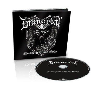 IMMORTAL:  NORTHERN CHAOS GODS (CD) SPECIAL DIGI